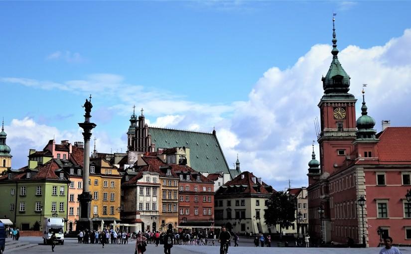 Visitare Varsavia inbici