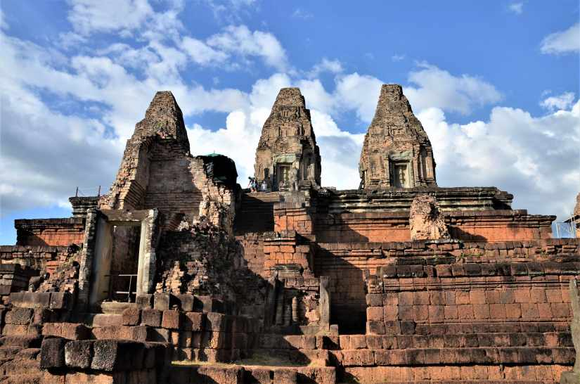 Il paradiso in terra, in bici tra i templi diAngkor