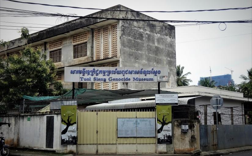 Museo del genocidio di TuolSleng