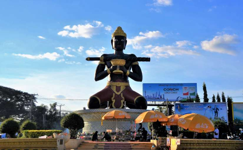 Battambang, la città del bastone perduto: cosa vedere in ungiorno