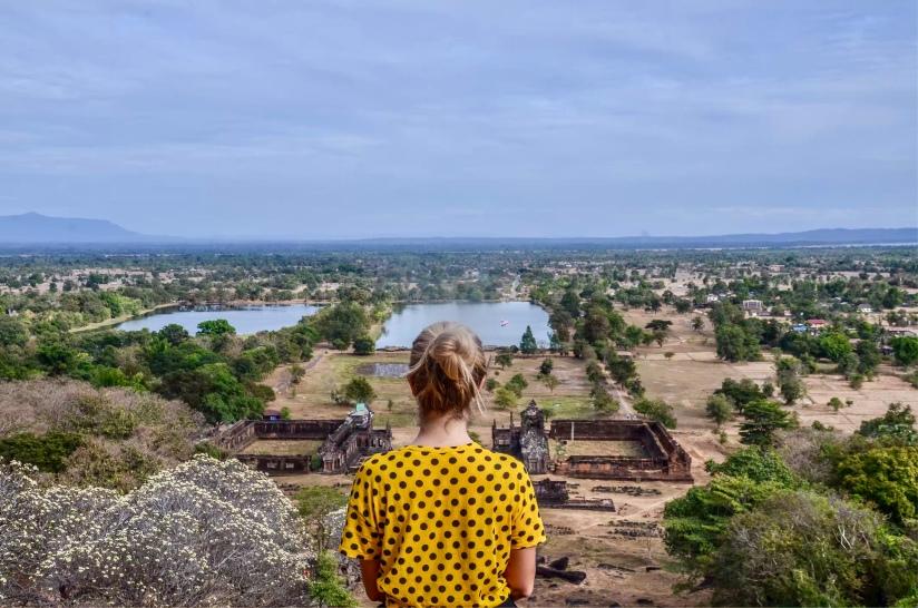 All'improvviso il paradiso: in bici da Champasak al Vat Phu, lentamente a giro lungo il Mekong tra paesaggi millenari di straordinariabellezza