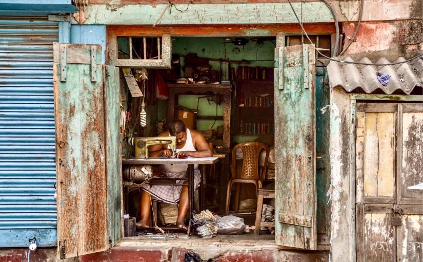 Kolkata, tra visibile einvisibile